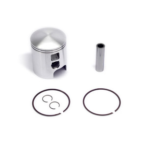 64.00mm Race-Tour piston port piston kit, 30mm crown height for 115/116mm rods, MB