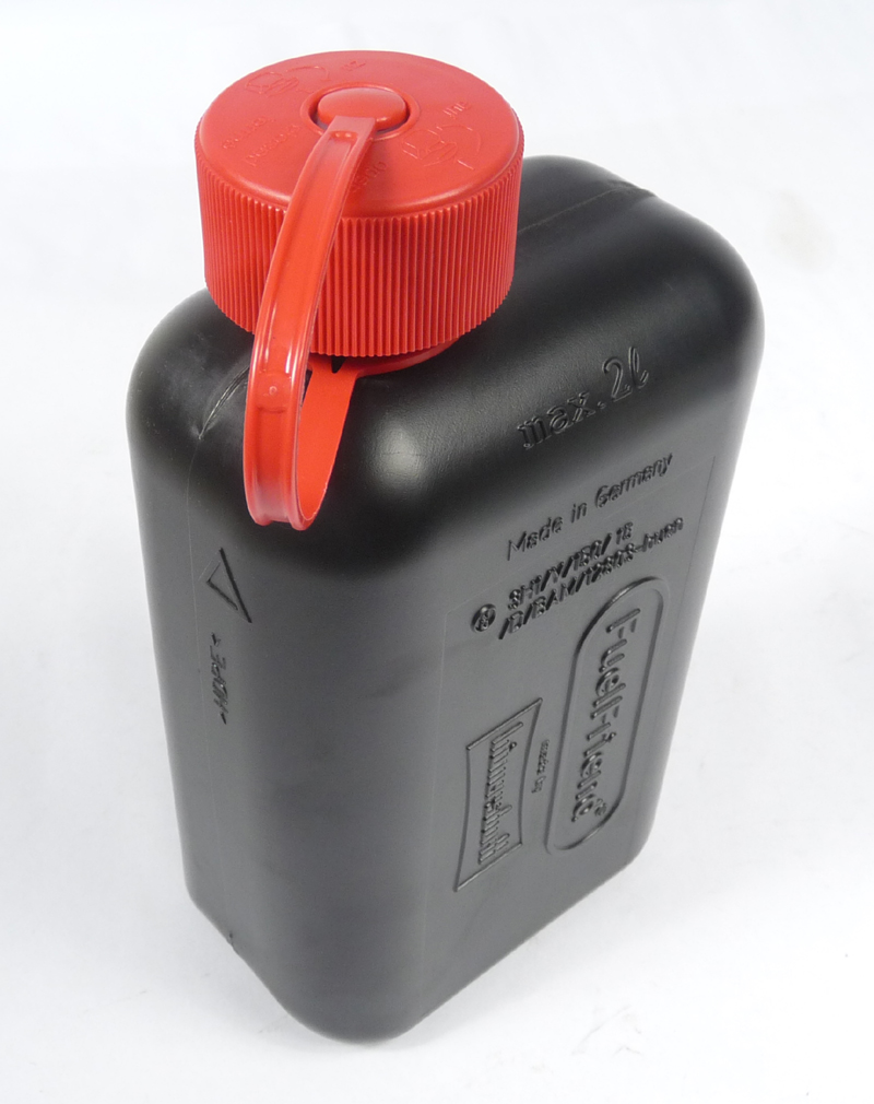 Petrol (fuel) can (Jerry Can) 2l, Plastic