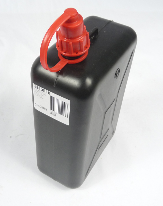 Petrol (fuel) can, 2l, large spout (Jerry Can) Plastic