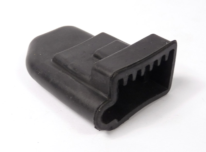 Electronic ignition regulator / rectifier rubber cover, MB