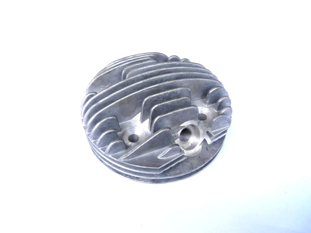 Lambretta cylinder head, 225 road (reprofiled to suit 70mm Race-Tour and Lambretta pistons) MB