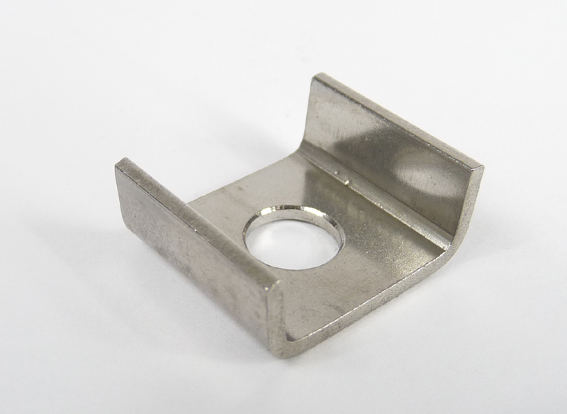 Clamp for Series 3 horn bracket, Stainless Steel, MB