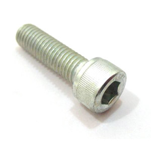 Screw, allen cap head, 8 x 35mm, stainless steel