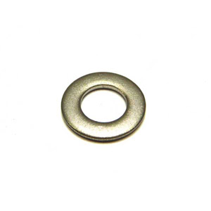 Washer, plain, 8mm, form A thicker, stainless steel