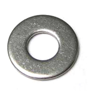 Washer, plain, 4mm, form A , stainless steel