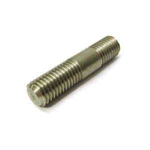 Stud, 7 x 31mm, exhaust stud for oval ports, stainless steel, MB