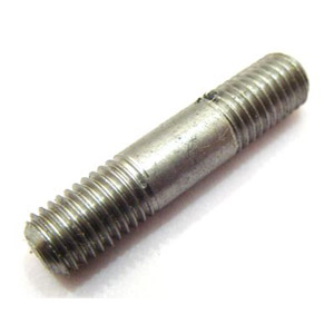 Stud, 7 x 50mm, inlet long stud, stainless steel, MB