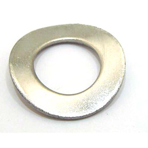 Washer, wavy, 5mm, stainless steel