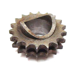 Drive sprocket, 15 tooth