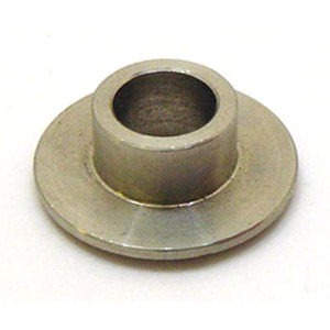 Front hub outer seal top hat bush, stainless steel, MB