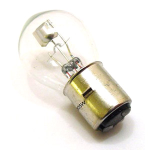 Lambretta Bulb, 12 volt, 35/35 watt, headlight