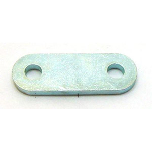 Lambretta Chain guide (slipper) top (upper) load spreading plate, on its own, MB
