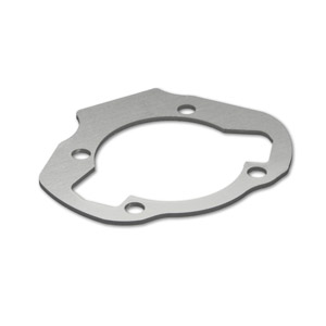 Gasket, cylinder base packing (packer) plate, Lambretta small block, 2.50mm, MB