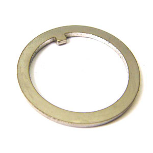 Fork steering bearing lock washer, stainless steel, MB
