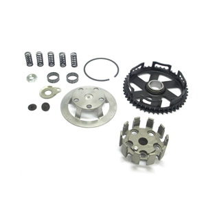 Lambretta Clutch assembly (kit) 46 tooth 5, 6 or 7 plate, MB