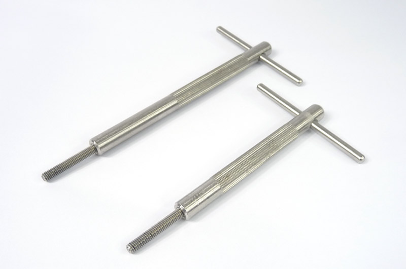 Tool, T bar extractors, pair, MB