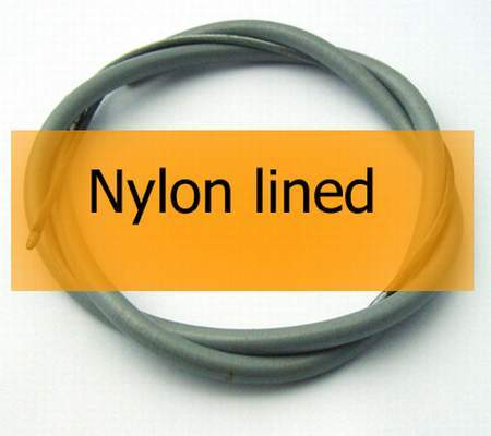 Perfect fit Nylon lined cables