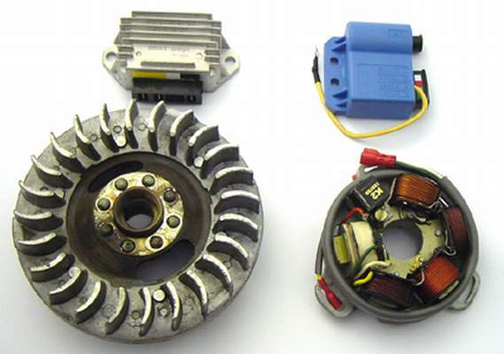 Electronic ignition and spares