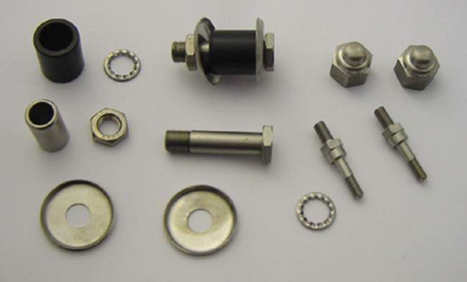 Fork fasteners