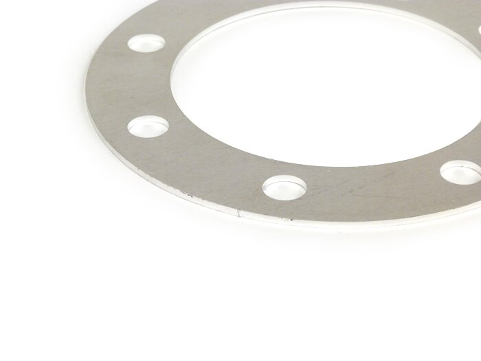 Lambretta Gasket, head 225-230cc, 1.5mm (70mm bore) Race-Tour (RT) with extra bolt holes, MB