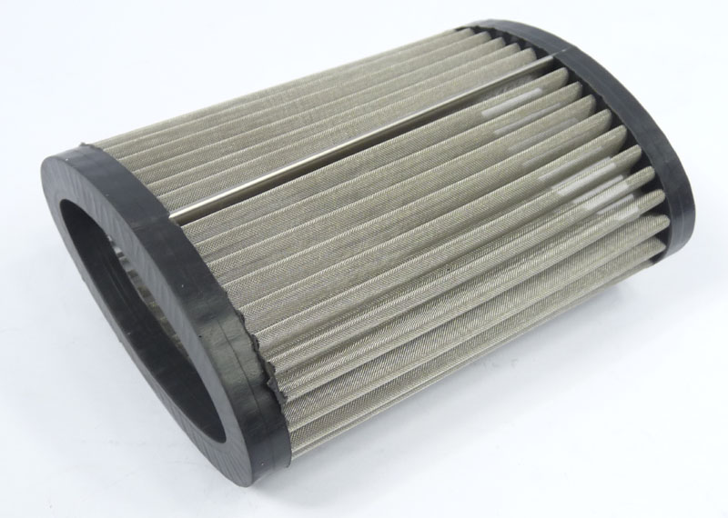 Lambretta air filter standard mesh type for increased air for Alpine cuisine bs 400 propane burner