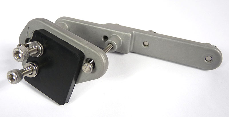 Lambretta Electronic ignition mounting bracket kit, Series 3, MB