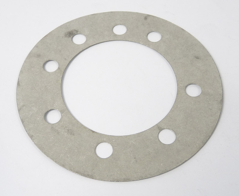 Lambretta Gasket, head 195-200cc, 0.5mm (65mm bore) Race-Tour (RT) with extra bolt holes, MB