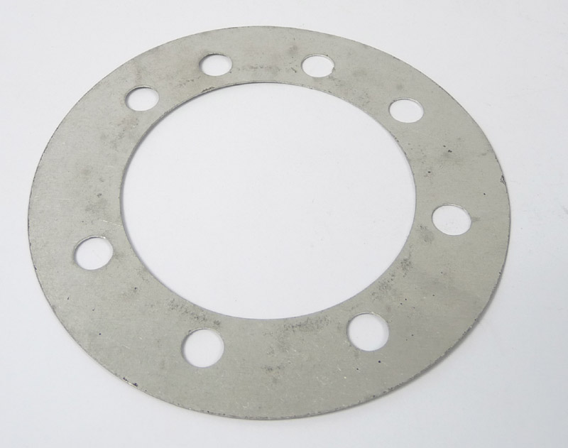 Lambretta Gasket, head 225-230cc, 0.5mm (70mm bore) Race-Tour (RT) with extra bolt holes MB