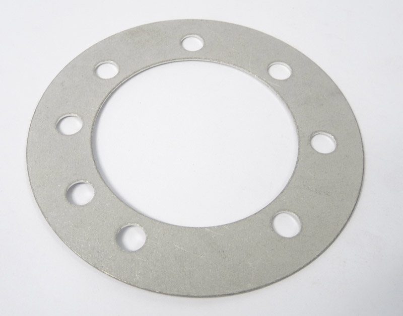 Lambretta Gasket, head 225-230cc, 1.0mm (70mm bore) Race-Tour (RT) with extra bolt holes, MB