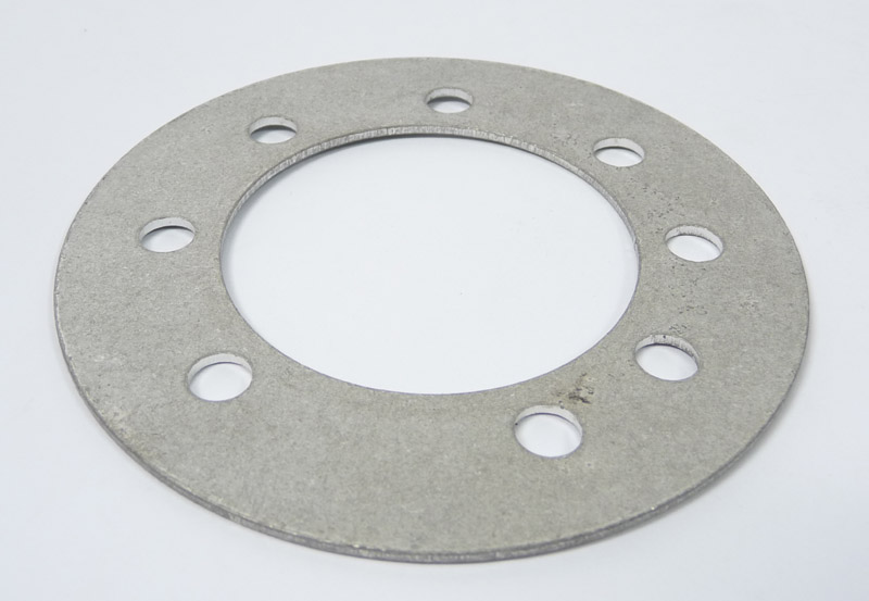 Lambretta Gasket, head 195-200cc, 2.0mm (65mm bore) Race-Tour (RT) with extra bolt holes, MB