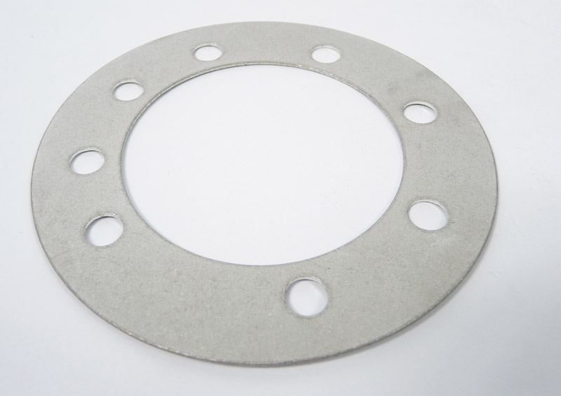 Lambretta Gasket, head 225-230cc, 1.2mm (70mm bore) Race-Tour (RT) with extra bolt holes, MB