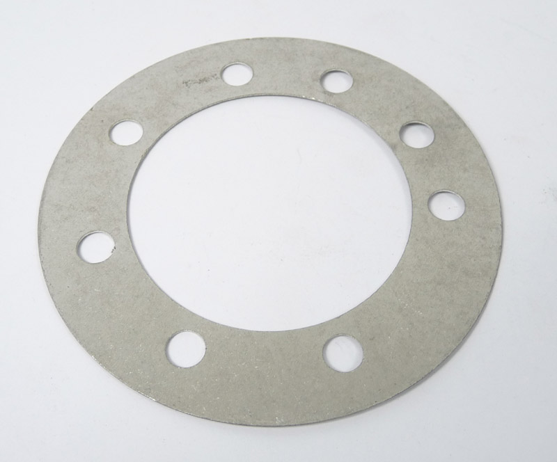 Lambretta Gasket, head 225-230cc, 0.7mm (70mm bore) Race-Tour (RT) with extra bolt holes, MB
