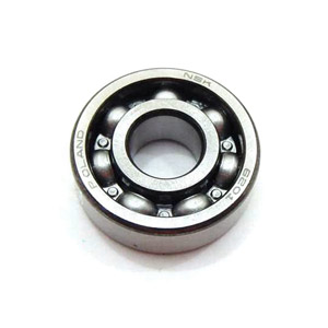 Lambretta Bearing, front hub, branded name