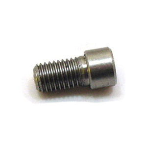 Screw 7x12mm allen cap head, stainless steel, MB
