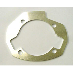Lambretta Gasket, cylinder base packing (packer) plate, large block, 3.0mm, MB
