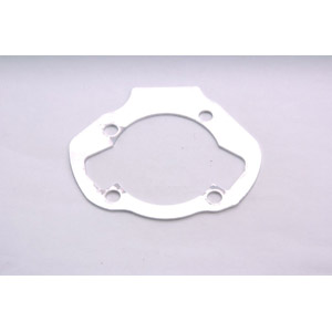 Lambretta Gasket, cylinder base packing (packer) plate, small block, 2.0mm, MB