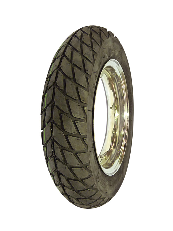 Lambretta Tyre, Mitas, 350:10, MC20, Monsum Road also a mud and snow winter tyre